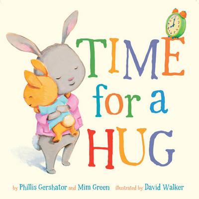 Time for a Hug (Paperback)