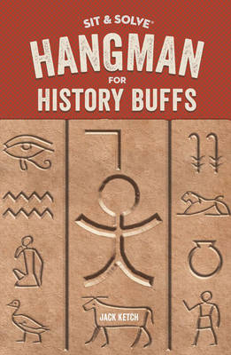 Sit & Solve (R) Hangman for History Buffs (Paperback)