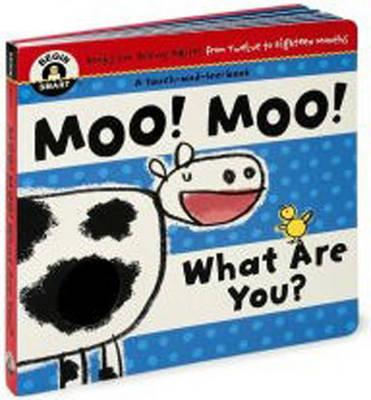 Begin Smart (TM) Moo! Moo! What Are You? - Begin Smart (Board book)