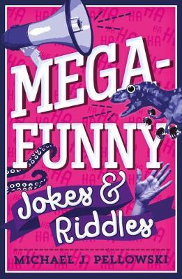 Mega-Funny Jokes & Riddles (Paperback)