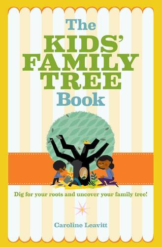 The Kids Family Tree Book (Paperback)
