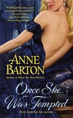 Once She Was Tempted: Number 2 in series - Honeycote Novel (Paperback)