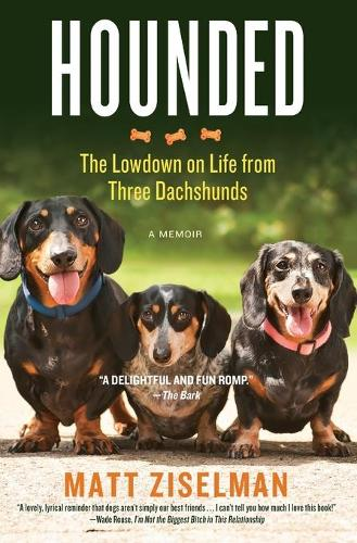 Hounded: The Low-Down on Life from Three Dachshunds (Paperback)