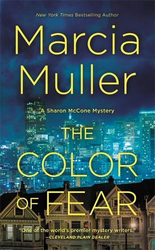 The Color of Fear - Sharon McCone Mystery (Paperback)