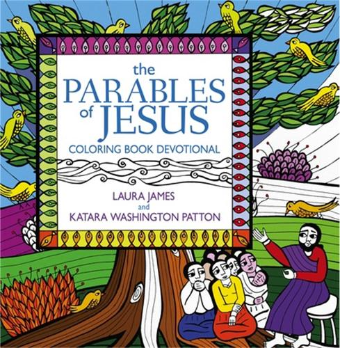 The Parables of Jesus Coloring Book Devotional (Paperback)