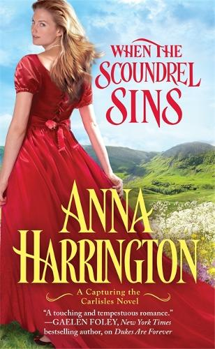 When the Scoundrel Sins - Capturing the Carlisles (Paperback)