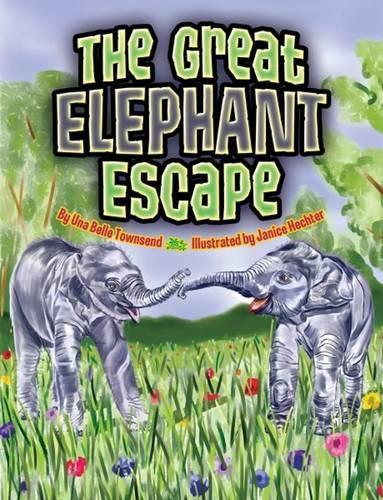 Great Elephant Escape (Hardback)