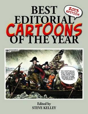 Best Editorial Cartoons of the Year 2013 (Hardback)