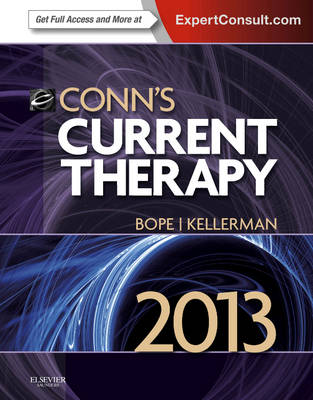 Conn's Current Therapy 2013 - Conns Current Therapy