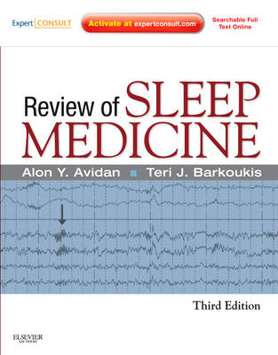 Review of Sleep Medicine: Expert Consult - Online and Print (Paperback)
