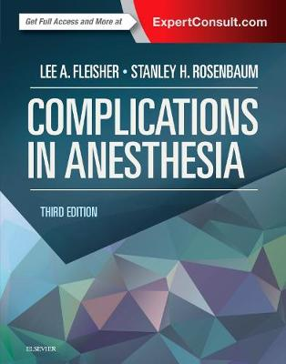Complications in Anesthesia (Hardback)