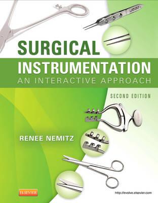 Surgical Instrumentation: An Interactive Approach (Spiral bound)