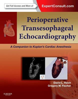 Perioperative Transesophageal Echocardiography: A Companion to Kaplan's Cardiac Anesthesia (Expert Consult: Online and Print) (Hardback)