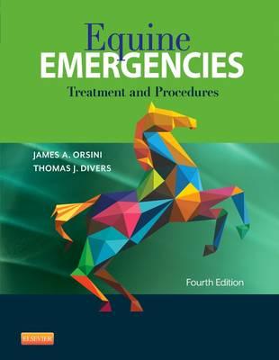 Equine Emergencies: Treatment and Procedures (Board book)