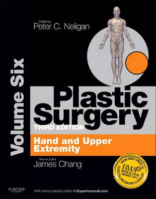 Plastic Surgery: Volume 6: Hand and Upper Limb (Expert Consult - Online and Print) (Hardback)