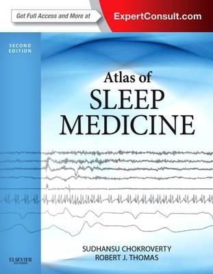 Atlas of Sleep Medicine: Expert Consult - Online and Print (Hardback)