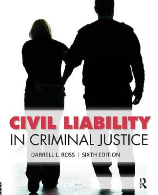 Civil Liability in Criminal Justice (Paperback)