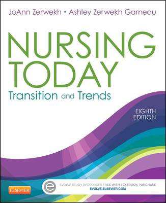 Nursing Today: Transition and Trends (Paperback)