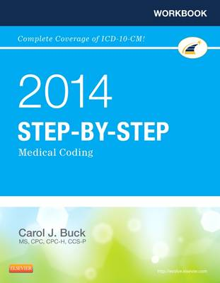 Workbook for Step-by-Step Medical Coding 2014 (Paperback)