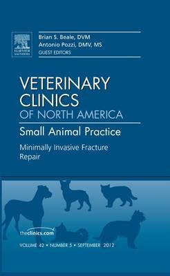 Minimally Invasive Fracture Repair, An Issue of Veterinary Clinics: Small Animal Practice - The Clinics: Veterinary Medicine 42-5 (Hardback)