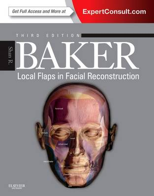 Local Flaps in Facial Reconstruction (Hardback)