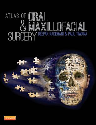 Atlas of Oral and Maxillofacial Surgery (Hardback)