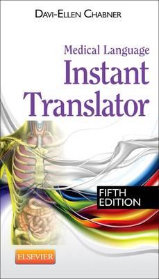 Medical Language Instant Translator (Paperback)