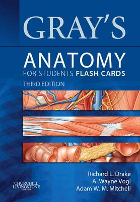 Gray's Anatomy for Students Flash Cards: with STUDENT CONSULT Online Access - Gray's Anatomy