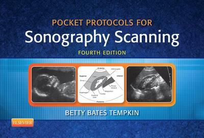 Pocket Protocols for Sonography Scanning (Spiral bound)