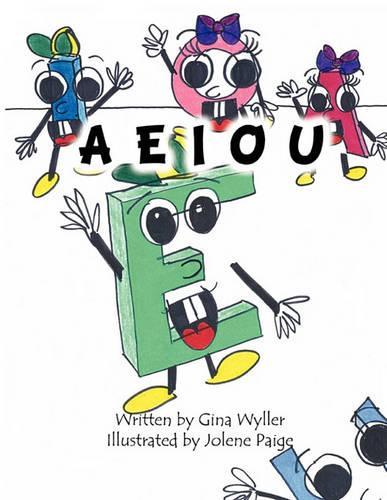 A E I O U (Paperback)