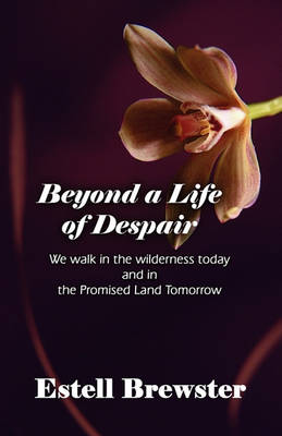 Beyond a Life of Despair: We Walk in the Wilderness Today and in the Promised Land Tomorrow. (Paperback)