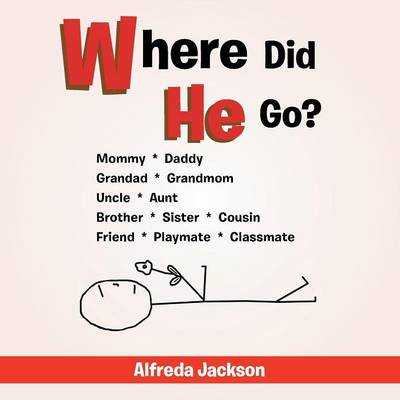 Where Did He Go? (Paperback)