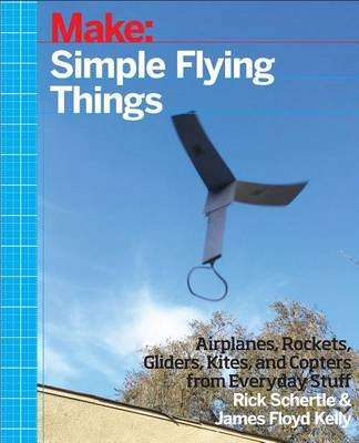 Planes, Gliders and Paper Rockets: Simple Flying Things Anyone Can Make - Kites and Copters, Too! (Paperback)
