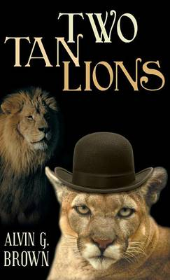Two Tan Lions (Hardback)