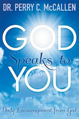 God Speaks to You: Daily Encouragement from God (Paperback)