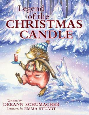 Legend of the Christmas Candle (Paperback)