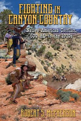 Fighting in Canyon Country: Native American Conflict, 500 Ad to the 1920s (Paperback)