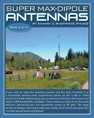 Super Max-Dipole Antennas (Paperback)