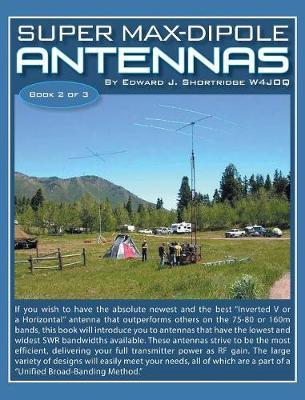 Super Max-Dipole Antennas (Hardback)