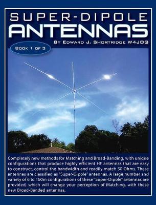 Super-Dipole Antennas (Hardback)