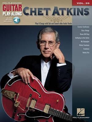 Guitar Play-Along Volume 59: Chet Atkins (Paperback)