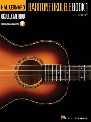 Hal Leonard Baritone Ukulele Method - Book 1 (Paperback)