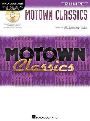 Instrumental Play-Along: Motown Classics - Trumpet (Paperback)