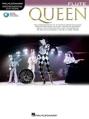 Flute Play-Along: Queen (Paperback)