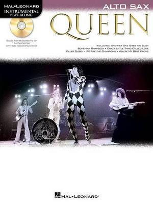 Alto Saxophone Play-Along: Queen (Paperback)