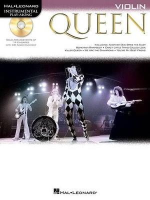 Violin Play-Along: Queen (Paperback)