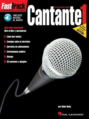 Fast Track: Lead Singer Book 1 (Spanish) (Paperback)
