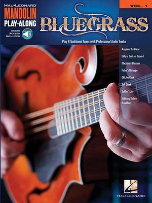 Mandolin Play-Along Volume 1: Bluegrass (Paperback)