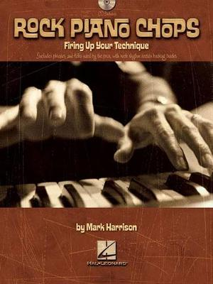 Mark Harrison: Rock Piano Chops (Paperback)