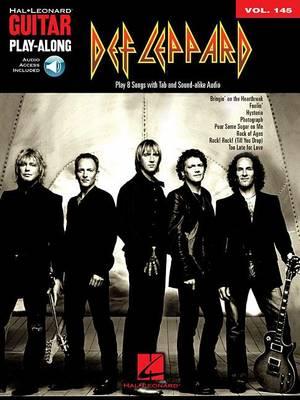 Def Leppard - Guitar Play-Along 145